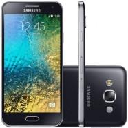Smartphone Samsung Galaxy E5 Duos E500 16GB Quad Core 1,2 Ghz DualChip Cam8.0 MP WiFi 4G 5.0