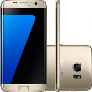 Smartphone Samsung Galaxy S7 Edge Dual Chip Android 6.0 Tela 5.5