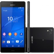 Smartphone Sony Z3 Compact 16GB Quad Core 2,5Ghz Dual Chip Cam 20,7MP WiFi 4G 4.6