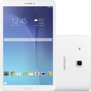 Tablet Samsung Galaxy Tab E T561M Tela 9.6 3G Android 4.4 Cam 5MP / 2MP 8GB