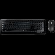 Kit Teclado e Mouse Sem Fio Microsoft Wireless 800 Usb - 2LF-00023