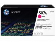 Toner Laserjet Color Hp Suprimentos Ce403Ab Hp 507A Magenta M551Dn / M551N / M575F