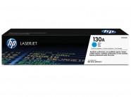 Toner Laserjet Color Hp Suprimentos Cf351Ab Hp 130A Ciano M176N / M177Fw
