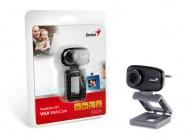 Webcam Genius Facecam 321 Vga Usb 2.0 8 Mp Photos Zoom 3X
