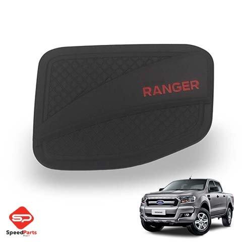 Aplique Tampa Combustível Preto Ford Ranger