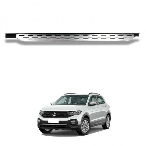 Estribo Lateral Volkswagen T-Cross