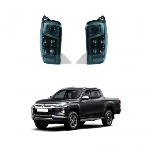 Lanterna Fumê para Nova Mitsubishi Triton 2021