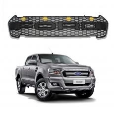 Imagem -  Grade Frontal com LED Ford Ranger Raptor cód: GRD.52.134.PT