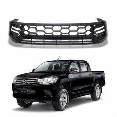 Imagem -  Grade Frontal com LED Toyota Hilux cód: GRD.54.358.PT