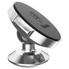 Imagem - Suporte Veicular Celular GPS Magnético 360º Universal Prata Baseus cód: AIN.201.PR