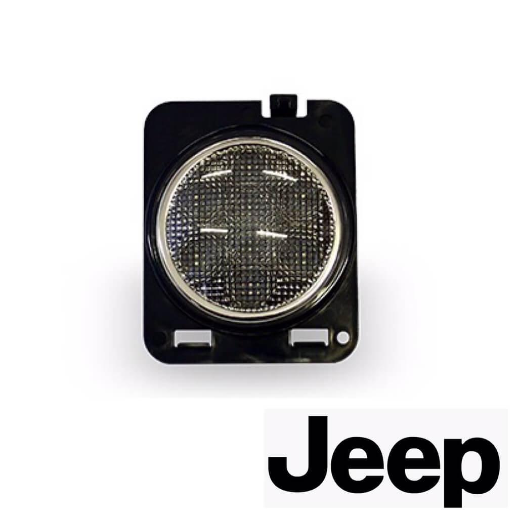 Imagem - Sinaleira Pisca Lateral Jeep Wrangler (par) cód: LED.83