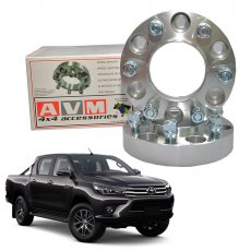 Imagem - Alargador de Rodas AVM 6W037 Toyota Hilux (par) cód: ALG.245