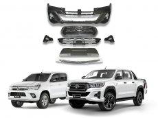 Imagem - Body Kit Frente Modelo Rocco Toyota Hilux  cód: BKT.162.358.SPT