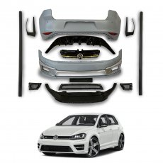 Imagem - BODY KIT GOLF R400 MK7 2014/20 FULL SET MODELO R400 cód: BKT.164.392.SPT