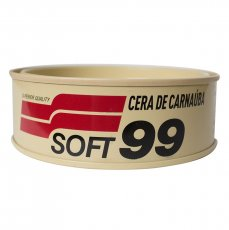 Imagem - Cera de Carnaúba All Colors Soft99 100g cód: CLN.418
