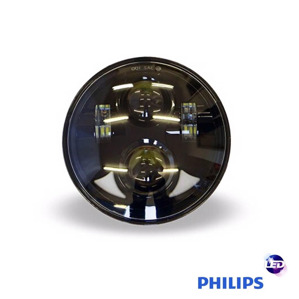 Imagem - Farol de LED Philips 5`75