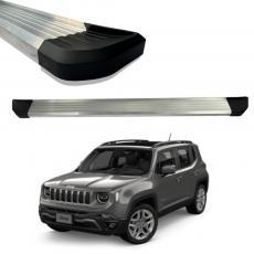 Imagem - Estribo De Aluminio Anodizado Jeep Renegade  cód: EST.01.191.AAN