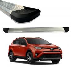 Imagem - Estribo De Aluminio Anodizado Toyota Rav4  cód: EST.01.366.AAN