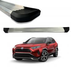 Imagem - Estribo De Aluminio Anodizado Toyota Rav4  cód: EST.01.369.AAN