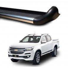 Imagem - Estribo Lateral Para Chevrolet S10 Personalizado em Alumínio cód: EST.04.059