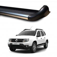Imagem - Estribo Lateral Para Renault Duster Personalizado em Alumínio cód: EST.04.310