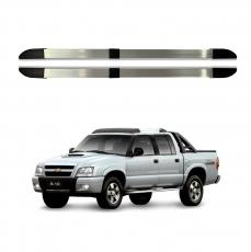 Imagem - Estribo Original Em Alumínio Chevrolet S10 Modelo Executive cód: EST.09.057.AAN