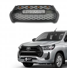 Imagem - Grade Dianteira Para Toyota Hilux  cód: GRD.52.363.2.PT