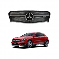 Imagem - Grade Frontal Mercedes Gla W156 Modelo Amg cód: GRD.285.265.CRM