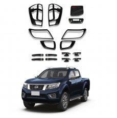 Imagem - Jogo de Apliques Nissan Frontier cód: APL.450.300.PT