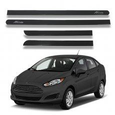 Imagem - Jogo Frisos Lateral Ford New Fiesta cód: FRS.49.140.PTE