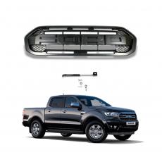 Imagem - Kit Ford Ranger Com Grade Frontal Escrito Ford E Amortecedor cód: KIT.008.136