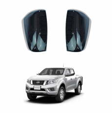 Imagem - Lanterna Full Led Fumê para Nova Nissan Frontier   cód: LED.84.300.2.PT