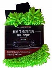 Imagem - Luva de Lavagem Microfibra Autoamerica cód: CLN.134