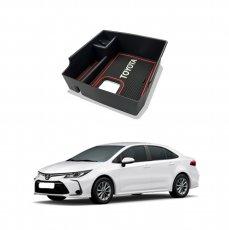 Imagem - Organizador para Console Central Novo Toyota Corolla cód: AIN.670.351
