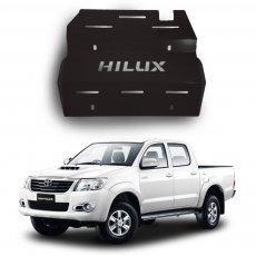 Imagem - Protetor De Motor Preto Toyota Hilux cód: KPT.183.352.PT