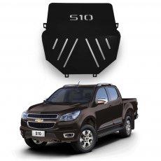 Imagem - Protetor De Motor Preto Chevrolet S10 cód: KPT.183.060.PT