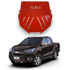 Imagem - Protetor De Motor Vermelho Chevrolet S10 cód: KPT.183.060.VM
