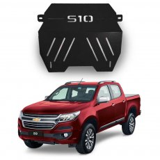 Imagem - Protetor De Motor Preto Chevrolet S10 cód: KPT.183.061.PT