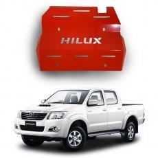 Imagem - Protetor Motor Vermelho Toyota Hilux cód: KPT.183.352.VM