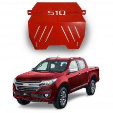 Imagem - Protetor Motor Vermelho Chevrolet S10 cód: KPT.183.061.VM