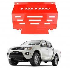 Imagem - Protetor Motor Triton Vermelho cód: KPT.183.281.VM