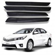 Imagem - Protetor Para-choques Preto Toyota Corolla cód: KPT.182.350.PT