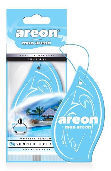 e1dc82388 Aromatizante para Carros Mon Areon Summer Dream 952491 -