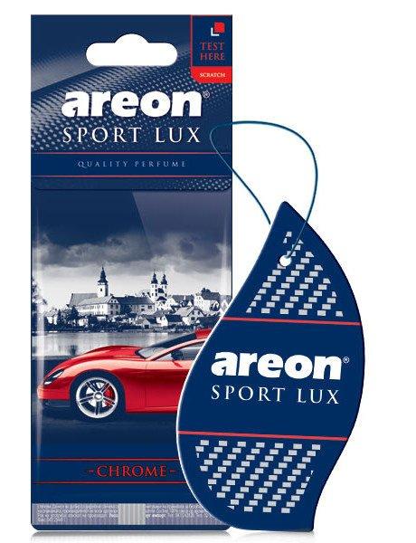 57e0fdec4 Aromatizante para Carros Sport Lux Chrome 962230 -