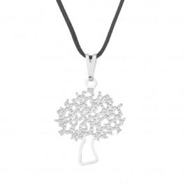 Imagem - Colar Árvore da Vida 18mm - Cordão Fino - Sunshine Cristais cód: F5710R