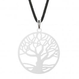 Imagem - Colar Árvore da Vida com Aro 30mm - Sunshine Cristais cód: 5708R