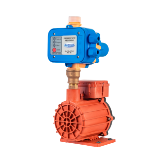 Imagem - Pressurizador Eletrônico para Água Quente - Pressurizador Eletr. Quente