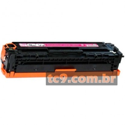 Cartucho de Toner HP LaserJet CP1525 | CM1415 | CE323A | 323A | 128A | Magenta | Compatível
