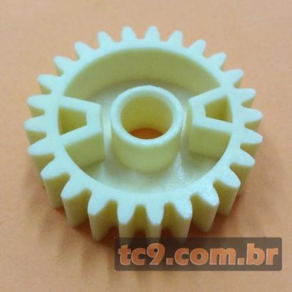 Engrenagem Acoplamento Fusor Samsung ML-2150 | ML-2550 | ML-2551 | ML-3050 |  ML-3741 | SCX-5530 | SCX-5935 | SCX-5835 | SCX-5935 | JC66-00417A | Original