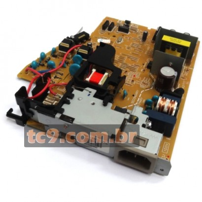Placa Fonte HP LaserJet M1120 | M1522 | M1522N | M1522NF | RM1-4932-000CN | RM1-4932-000 | RM14932000 | 110V | Original